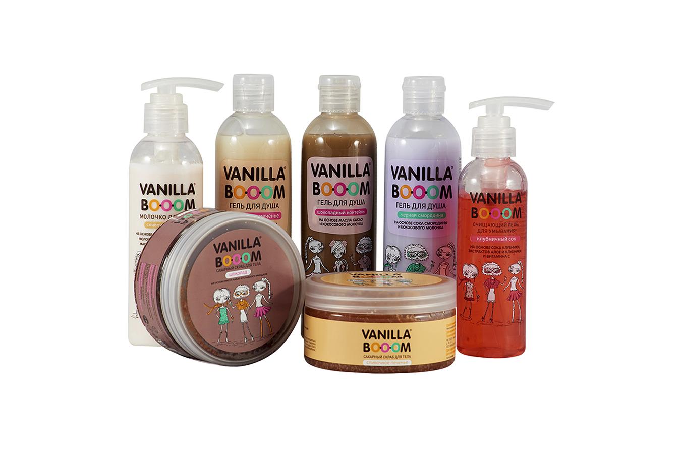 Коллекция Vanilla Boom